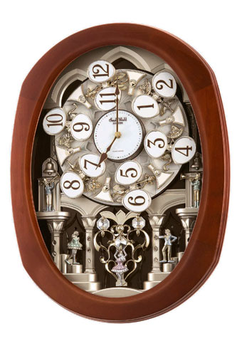 Rhythm Grand Encore Legend Wall Clock