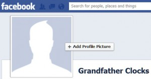 Grandfather Clocks on Facebook
